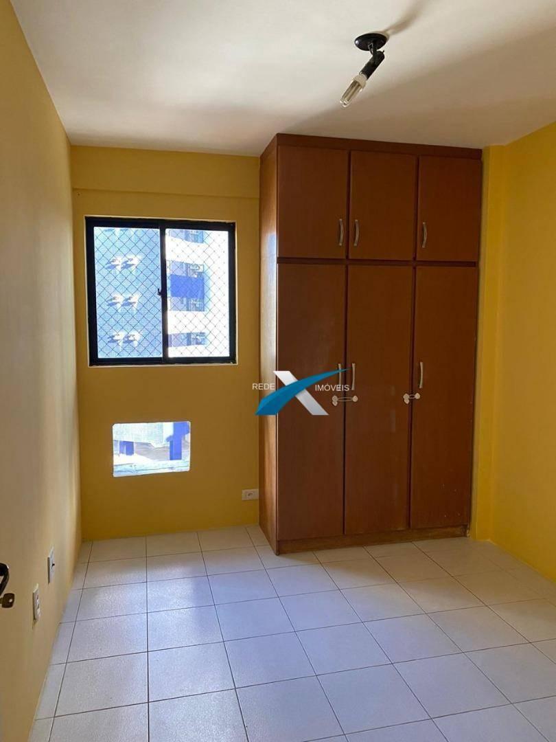 apartamento para locação 2 quartos - boa viagem - edifício polux recif/pe - ap5492