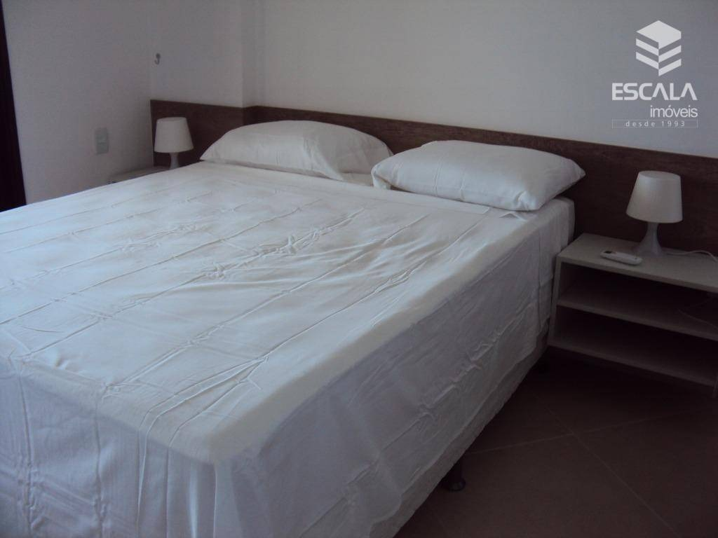 apartamento para locação, 2 quartos, meireles, vista mar, com internet / tv a cabo - ap1094