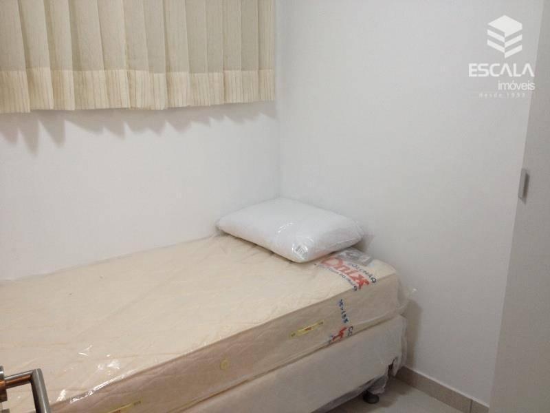 apartamento para locação, 2 quartos, mobiliado, meireles, vista mar, com internet / tv a cabo - ap0537