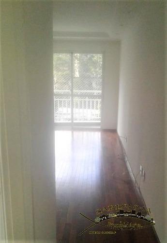 apartamento para locação - 78m² com armários, 2 dormitórios, 1 suíte, área de serviço  - vila andrade - morumbi - sp - ml1109