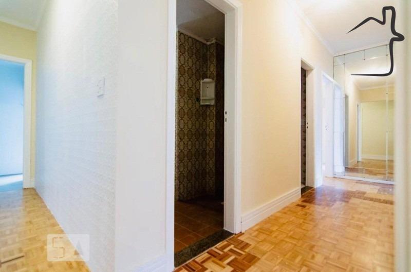 apartamento para locação   com 4 dormitórios 2 vagas  no jardim america - ap00601 - 34462724