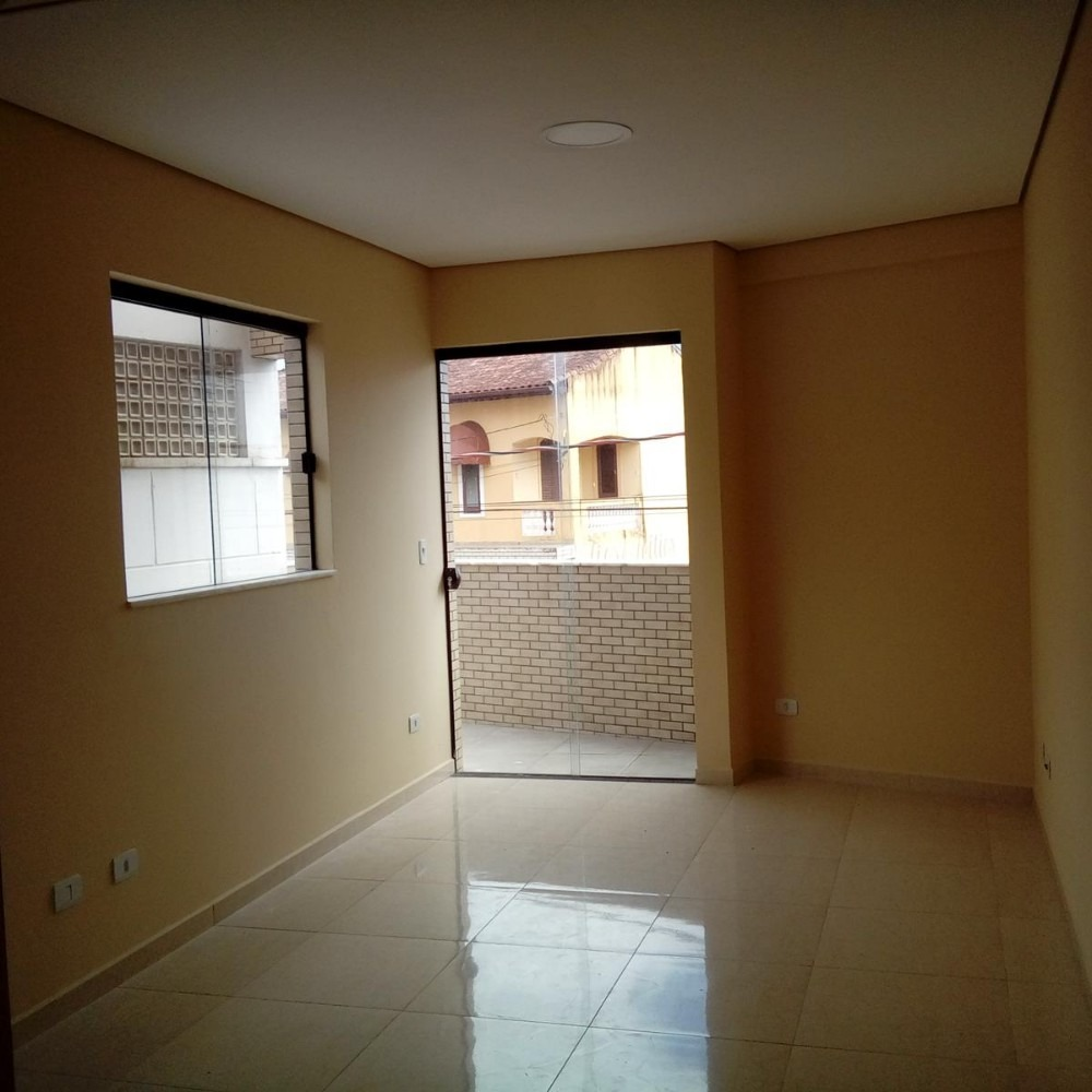 apartamento para locação definitiva no centro de peruíbe