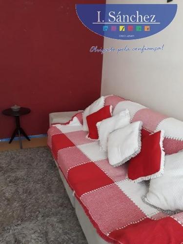 apartamento para locação em arujá, jordanópolis, 2 dormitórios, 1 banheiro, 1 vaga - 190821