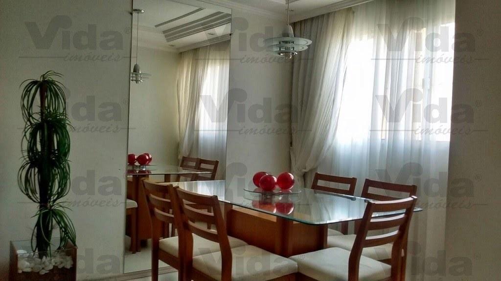 apartamento para locação em jardim veloso  -  osasco - 30089