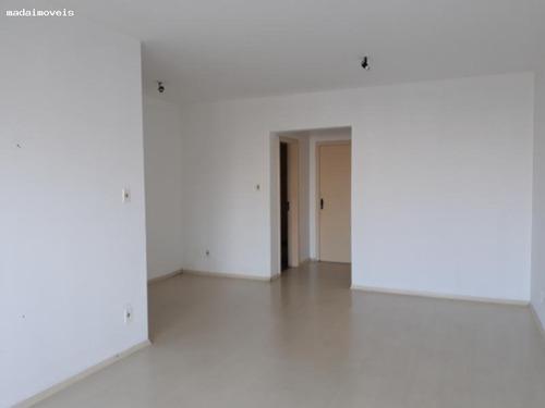 apartamento para locação em mogi das cruzes, centro, 3 dormitórios, 1 suíte, 3 banheiros, 1 vaga - 2067