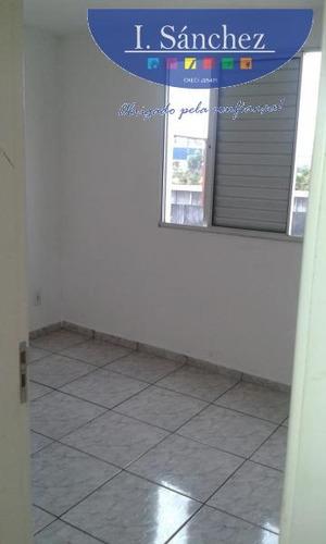 apartamento para locação em mogi das cruzes, jundiapeba, 2 dormitórios, 1 banheiro, 1 vaga - 190105