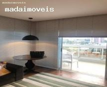 apartamento para locação em mogi das cruzes, parque monte líbano, 4 dormitórios, 2 suítes, 5 banheiros, 3 vagas - 2055