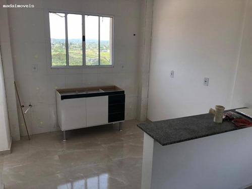 apartamento para locação em mogi das cruzes, vila nova cintra, 2 dormitórios, 1 suíte, 2 banheiros, 1 vaga - 2034