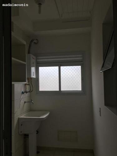 apartamento para locação em mogi das cruzes, vila suíssa, 2 dormitórios, 1 suíte, 2 banheiros - 2073