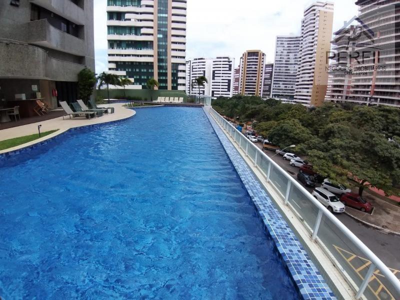 apartamento para locação em salvador, pituba - aquarius, 2 dormitórios, 2 suítes, 4 banheiros, 3 vagas - 749