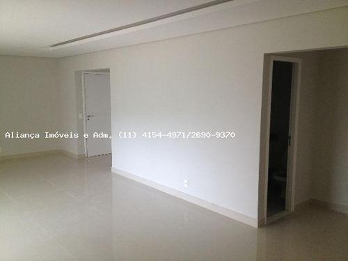 apartamento para locação em santana de parnaíba, alphaville, 4 dormitórios, 3 suítes, 2 vagas - 3014