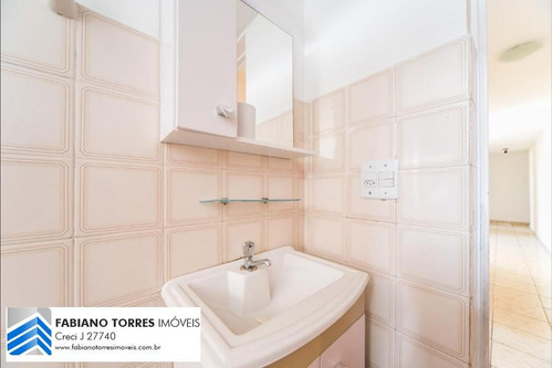 apartamento para locação em são bernardo do campo, tiradentes, 2 dormitórios, 1 banheiro, 1 vaga - 1890