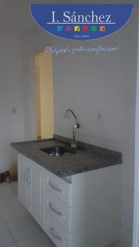 apartamento para locação em suzano, caxangá, 2 dormitórios, 1 banheiro, 1 vaga - 190815a