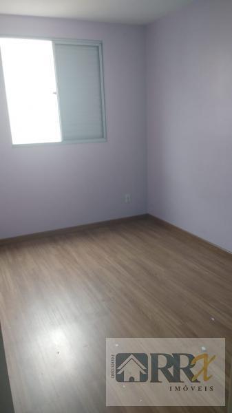 apartamento para locação em suzano, parque santa rosa, 2 dormitórios, 1 banheiro, 1 vaga - 124_2-836490
