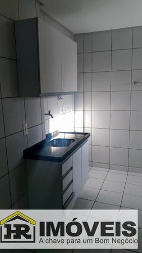 apartamento para locação em teresina, ininga, 2 dormitórios, 1 banheiro, 1 vaga - 1474