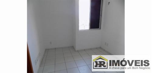 apartamento para locação em teresina, ininga, 2 dormitórios, 2 suítes, 1 banheiro, 1 vaga - 0811