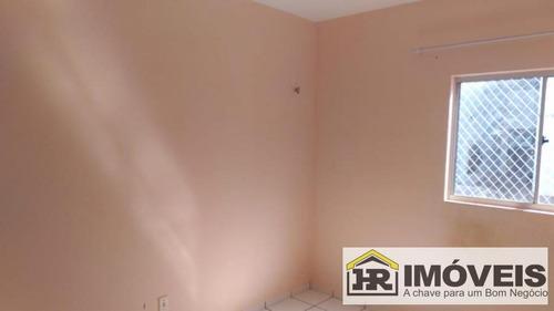 apartamento para locação em teresina, uruguai, 2 dormitórios, 1 banheiro, 1 vaga - 1486