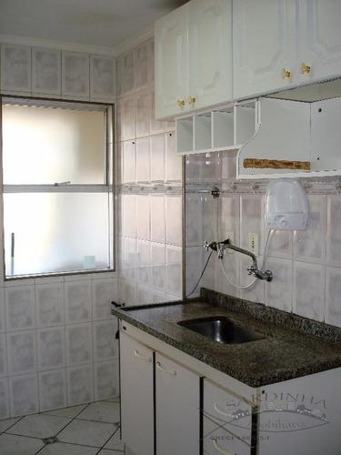 apartamento para locação - jardim umarizal - são paulo. - ap0158