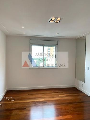 apartamento para locação no brooklin  - aa15739