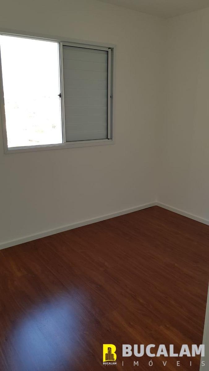 apartamento para locação no condomínio mirante do bosque - 3830-p