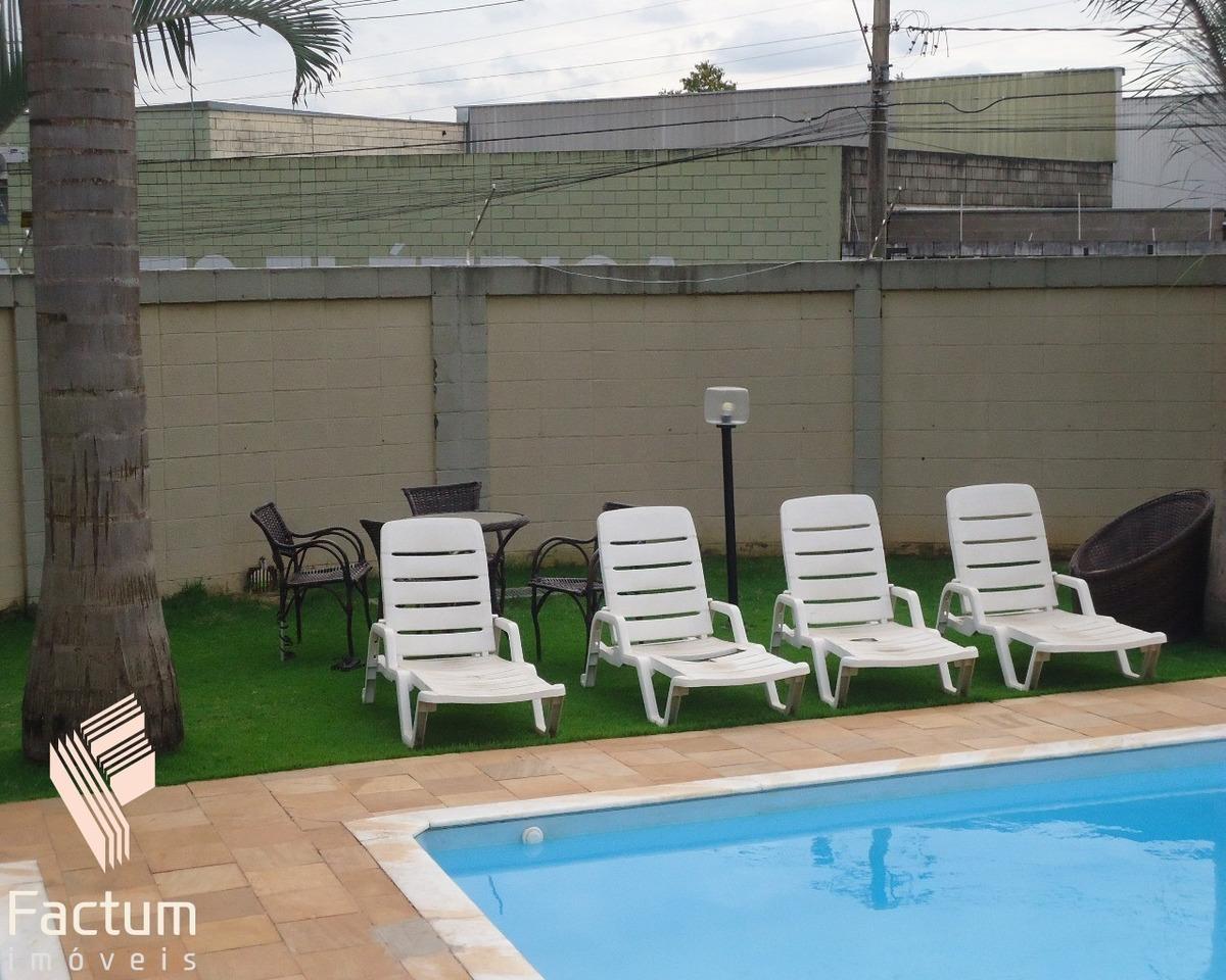 apartamento para locação no condomínio spazio acropolis vila belvedere, americana - ap00084 - 4584889