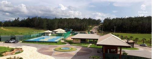 apartamento para locação no cumbuco, 1 suíte, 100% mobiliado, vista mar, lazer, com internet / tv a cabo - ap1086