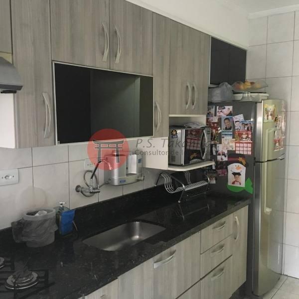 apartamento para morar na vila carmosina - 4566