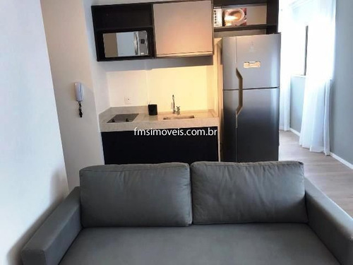 apartamento para para alugar com 1 quarto 1 sala 36 m2 no bairro vila olimpia, são paulo - sp - ap1957f-loc