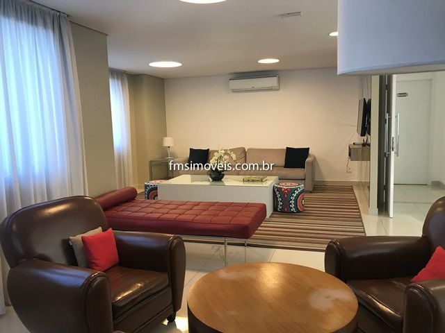 apartamento para para alugar com 1 quarto  28 m2 no bairro cidade monções, são paulo - sp - ap301s
