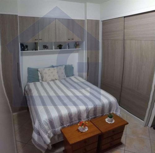 apartamento para venda, 1 dormitórios, baeta neves - são bernardo do campo - 3226