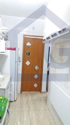 apartamento para venda, 1 dormitórios, bairro dos casas - são bernardo do campo - 2303