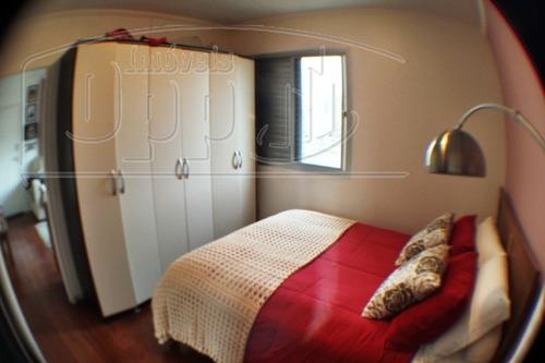 apartamento para venda, 1 dormitórios, cambuci - são paulo - 1827