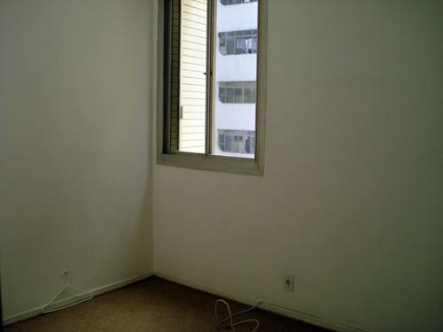 apartamento para venda, 1 dormitórios, higienópolis - são paulo - 1335