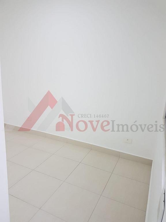 apartamento para venda, 1 dormitórios, josé menino - santos - 1025