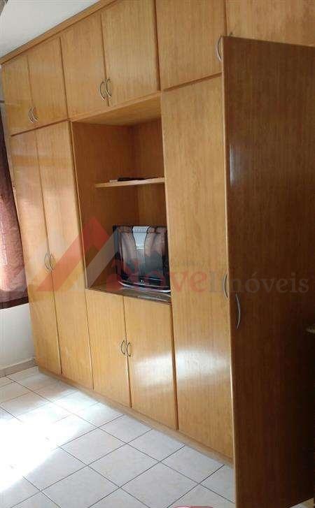 apartamento para venda, 1 dormitórios, josé menino - santos - 975