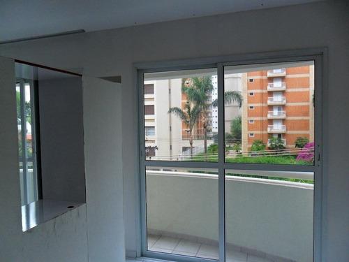 apartamento para venda, 1 dormitórios, perdizes - são paulo - 4993