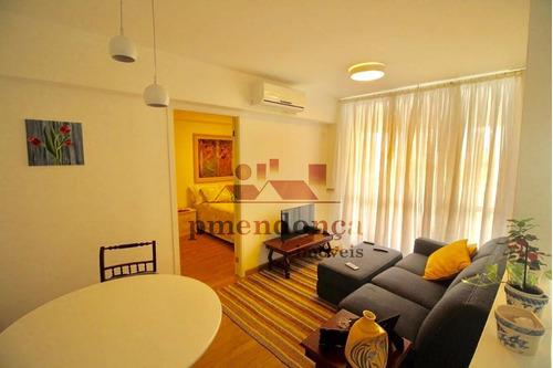 apartamento para venda, 1 dormitórios, pinheiros - são paulo - 10442