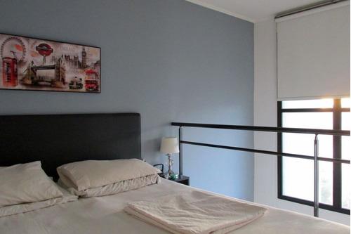 apartamento para venda, 1 dormitórios, pinheiros - são paulo - 6541