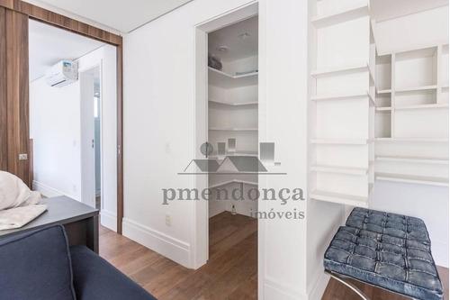 apartamento para venda, 1 dormitórios, pompéia - são paulo - 10577