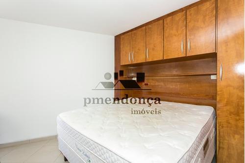 apartamento para venda, 1 dormitórios, santa cecília - são paulo - 7668