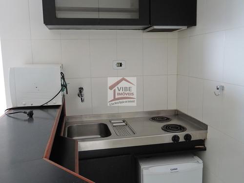 apartamento para venda, 1 dormitórios, santo amaro - são paulo - 814