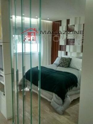 apartamento para venda, 1 dormitórios, vila castelo - são paulo - 2772