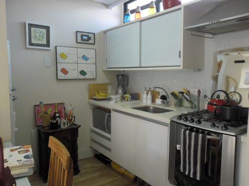 apartamento para venda, 1 dormitórios, vila madalena - são paulo - 4068