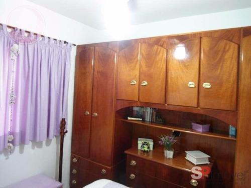apartamento para venda, 1 dormitórios, vila nova cachoeirinha - são paulo - 2245