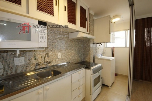 apartamento para venda, 1 dormitórios, vila nova conceição - são paulo - 2439