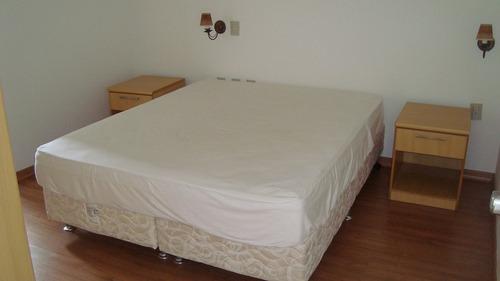 apartamento para venda, 1 dormitórios, vila paraíba - guaratinguetá - 1233