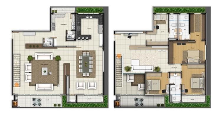 apartamento para venda - 12229