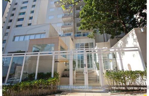 apartamento para venda, 2 dormitórios, aclimação - são paulo - 3636