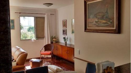 apartamento para venda, 2 dormitórios, alto da lapa - são paulo - 6247