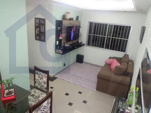 apartamento para venda, 2 dormitórios, alves dias - são bernardo do campo - 2482